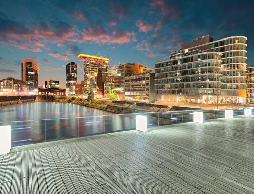 Ein Jahr Standort Düsseldorf